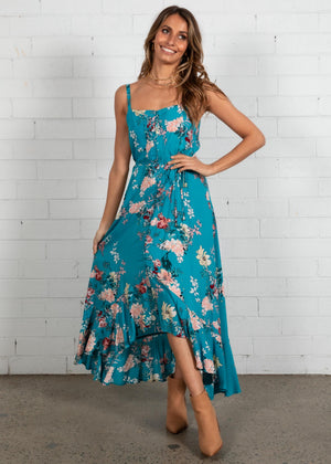 Colca Dress - Bermuda Bay
