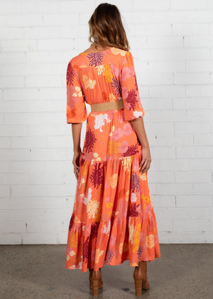 Kimili Maxi Dress - Sunset