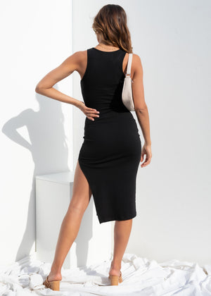 Gracelynn Dress - Black