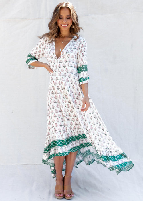 Laurena Maxi Dress - Mastro