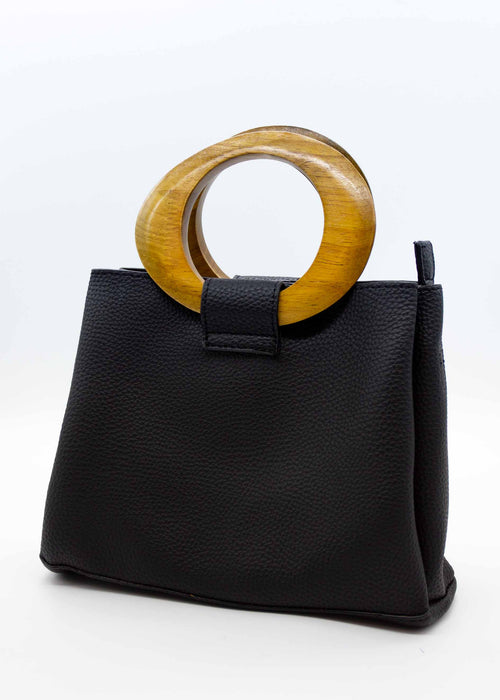 By The Beach Bag - Black