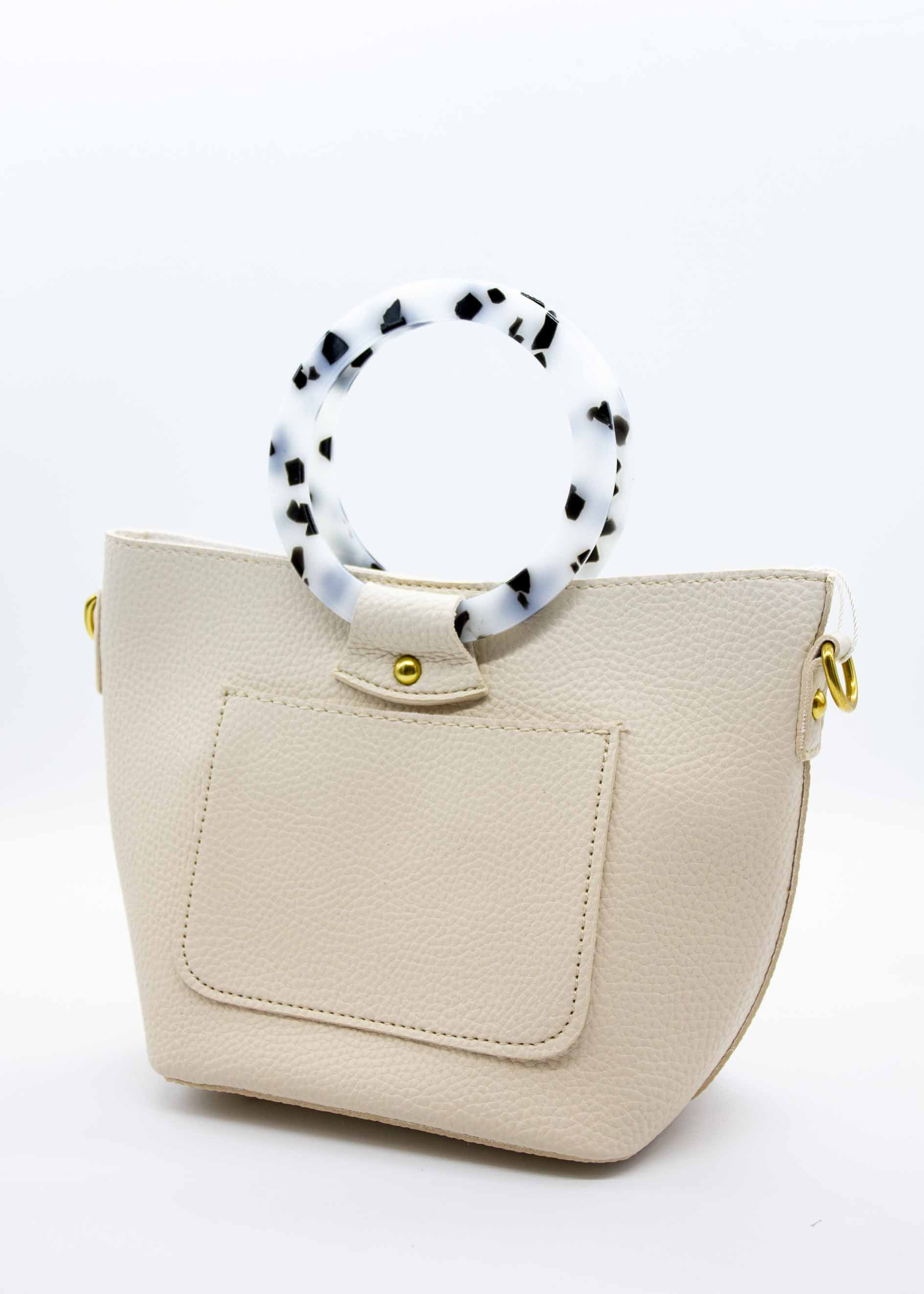Aurelian Bag - Cream