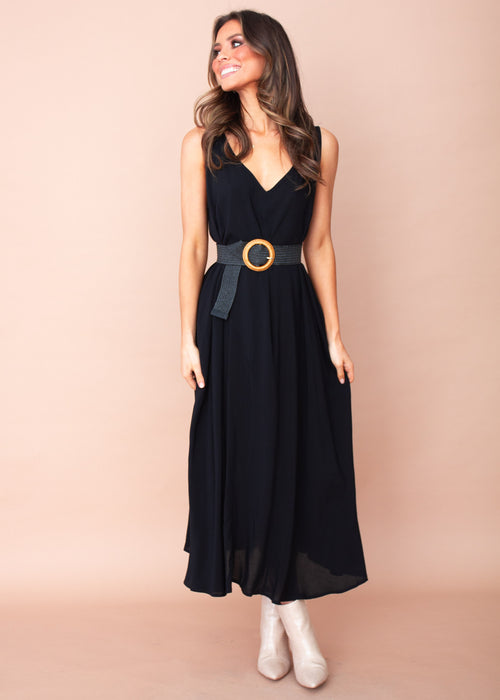 Women's Sarai Maxi Dress - Black