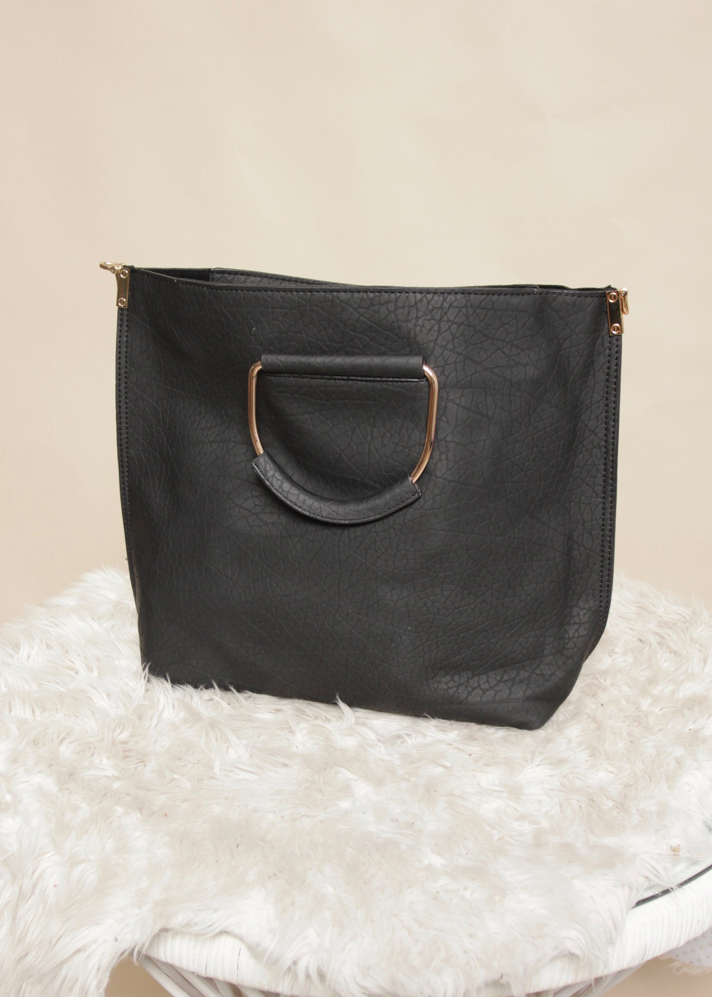 Sweet Sounds Tote - Black