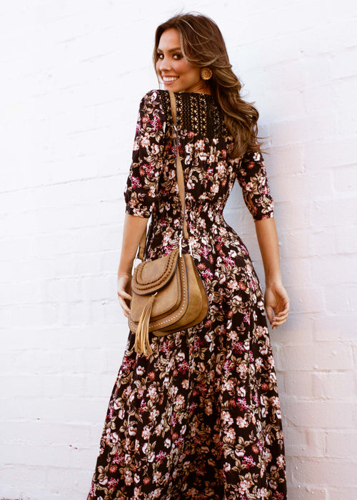 New Romantics Maxi Dress - Kimber