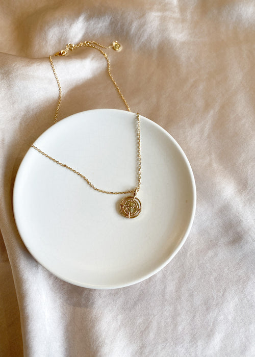 Isadora Necklace - Gold