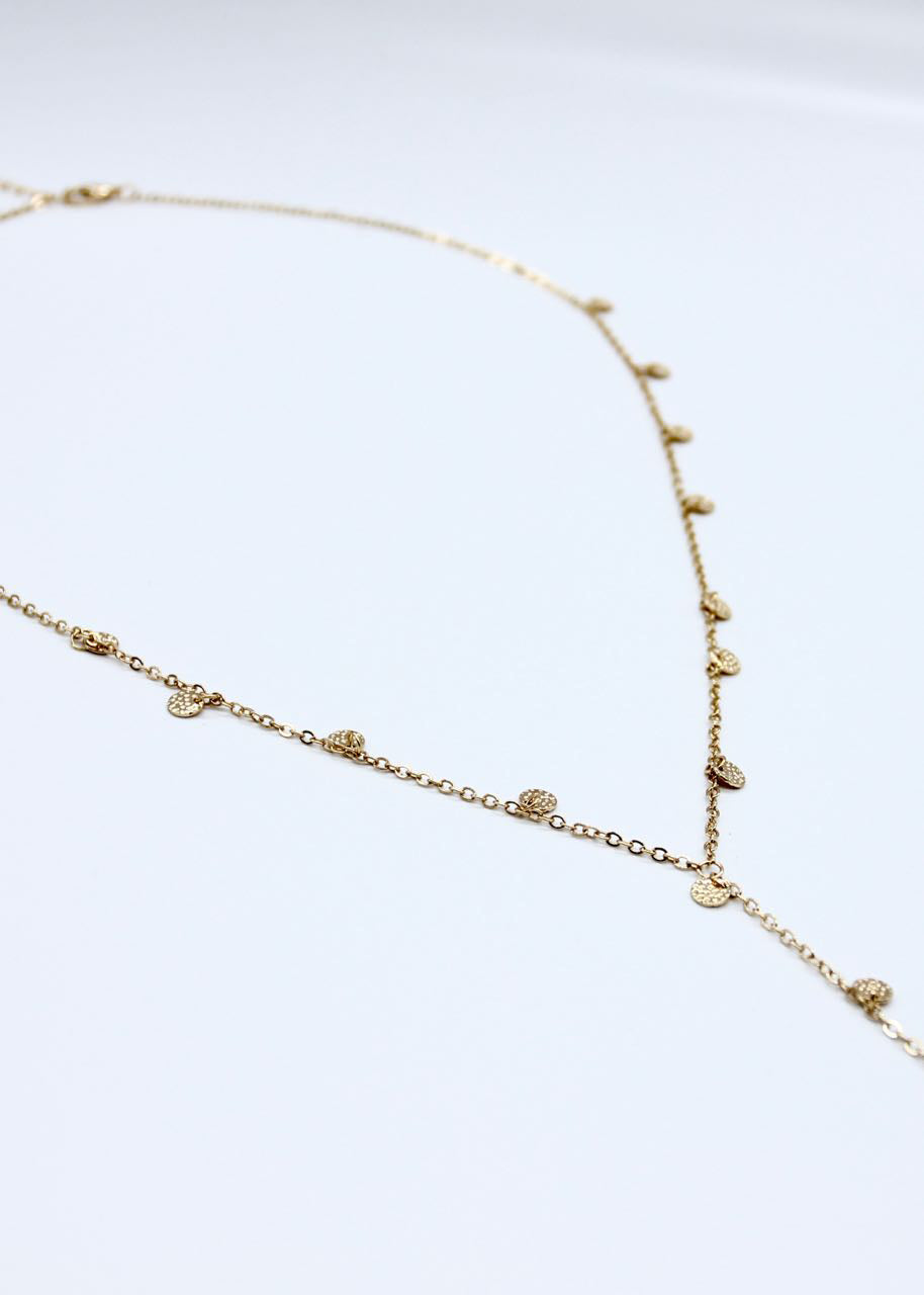Vida Necklace - Gold