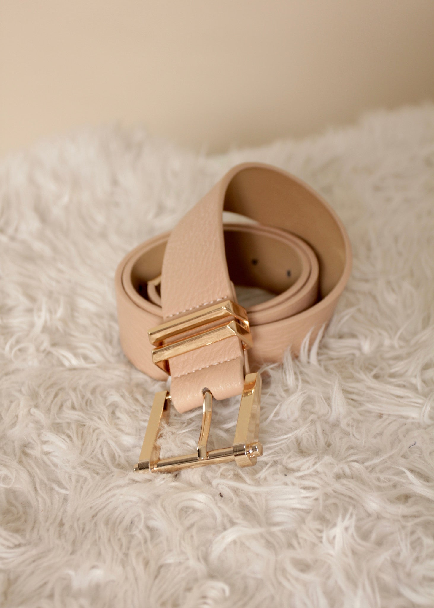 I'm Yours Belt - Nude