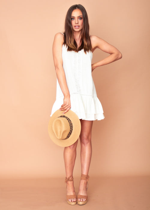 Women's Avianna Dress - White