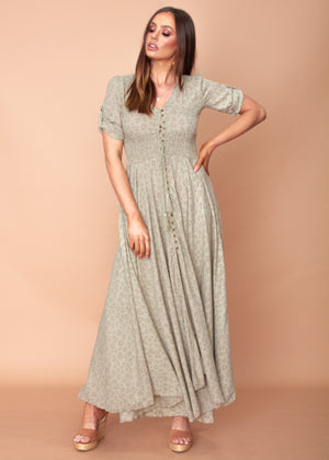 New Romantics Maxi Dress - Winslet