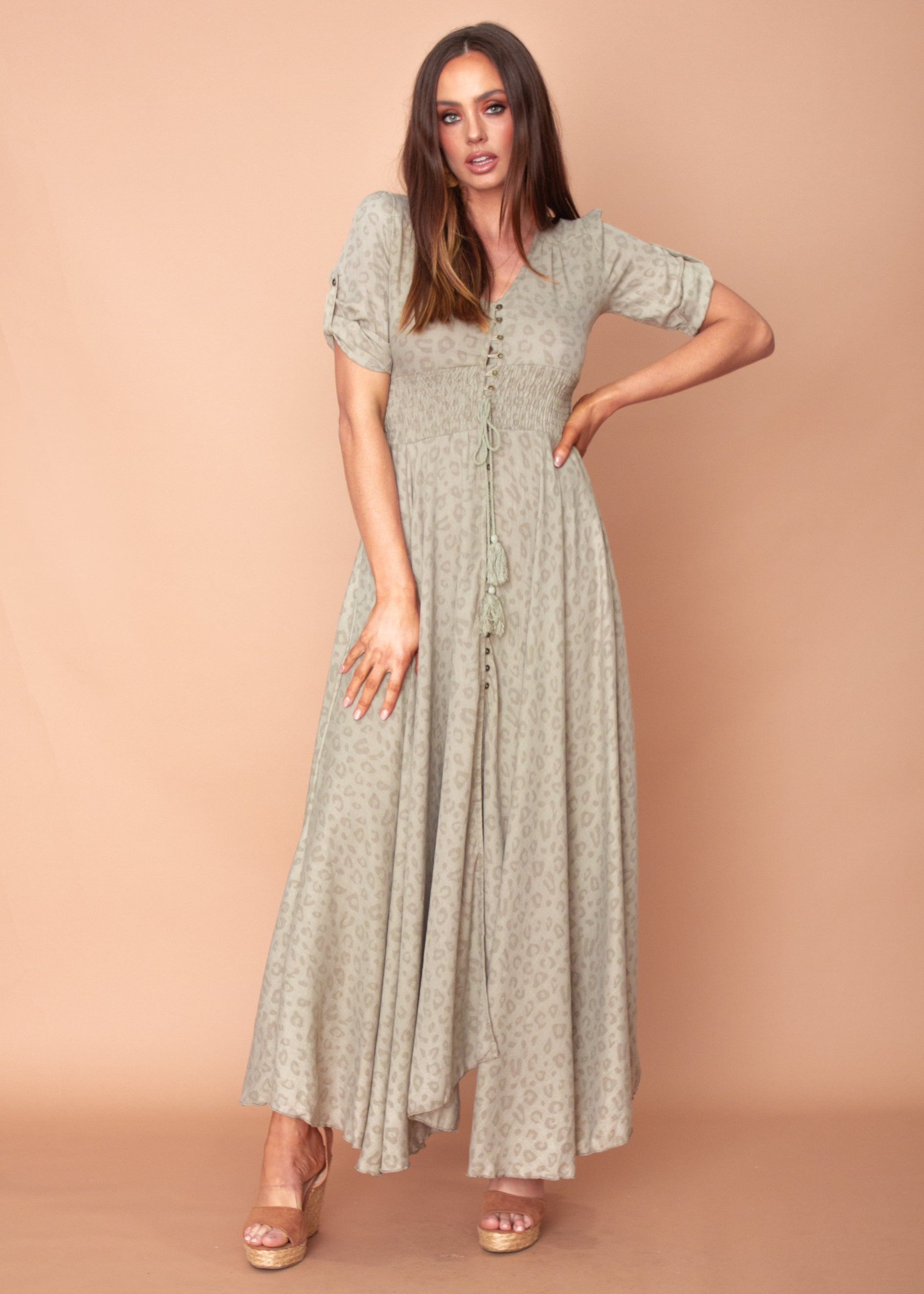 Women's New Romantics Maxi Dress - Winslet