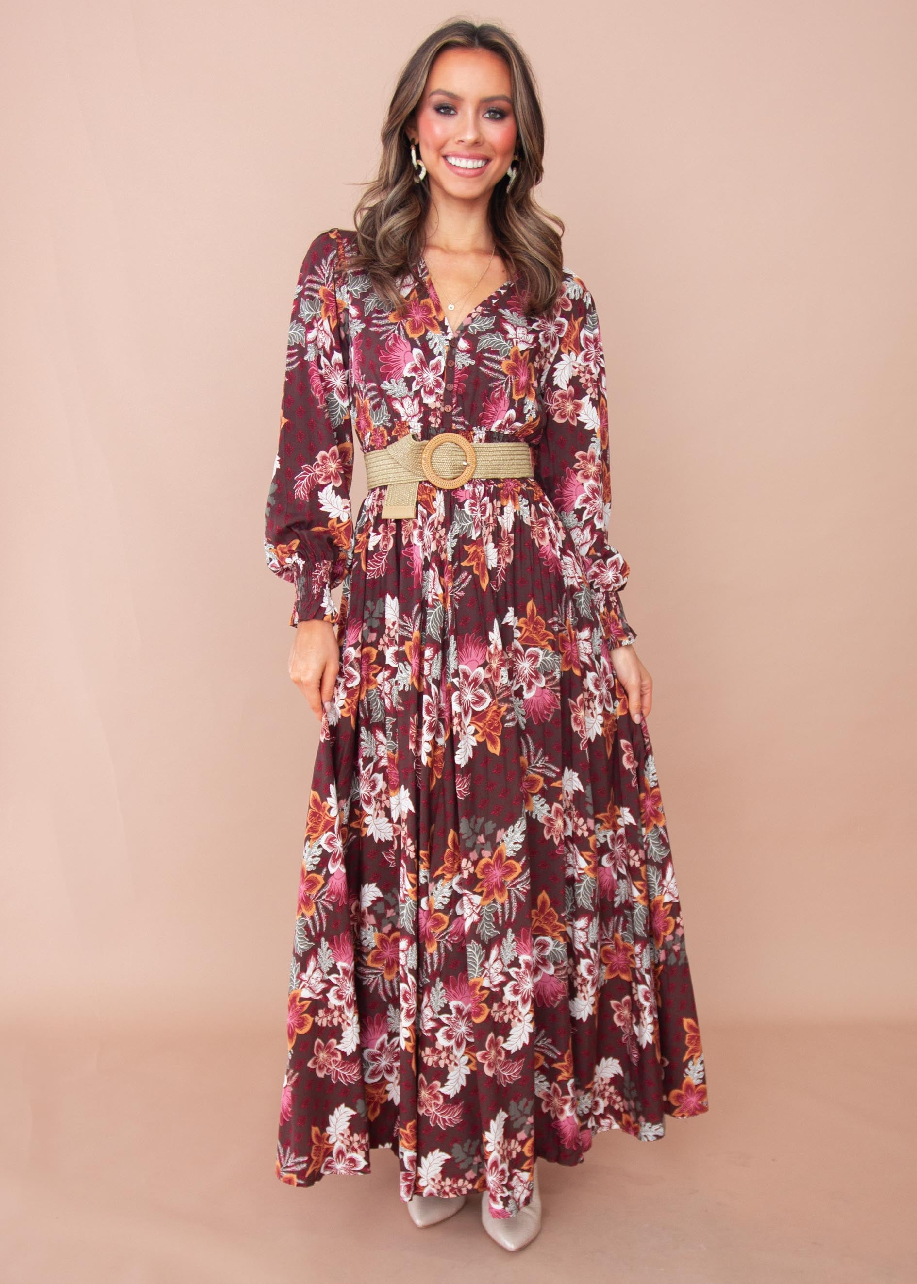 Women's Rae Maxi Dress - Madea - Jaase