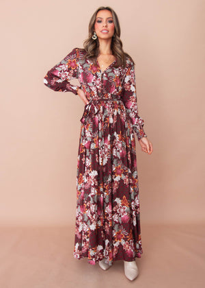 Rae Maxi Dress - Madea - Jaase