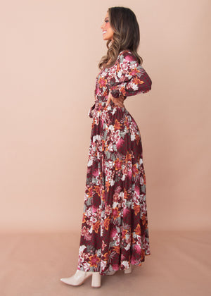 Rae Maxi Dress - Madea
