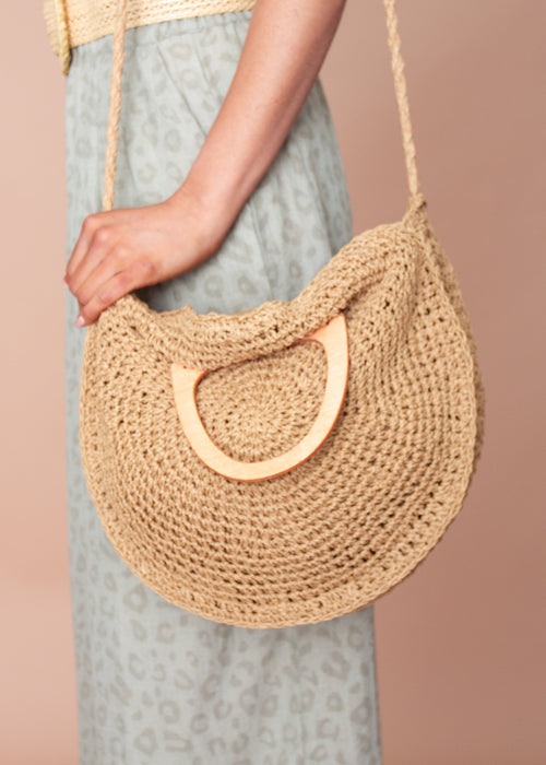 Women's Eileen Bag - Natural