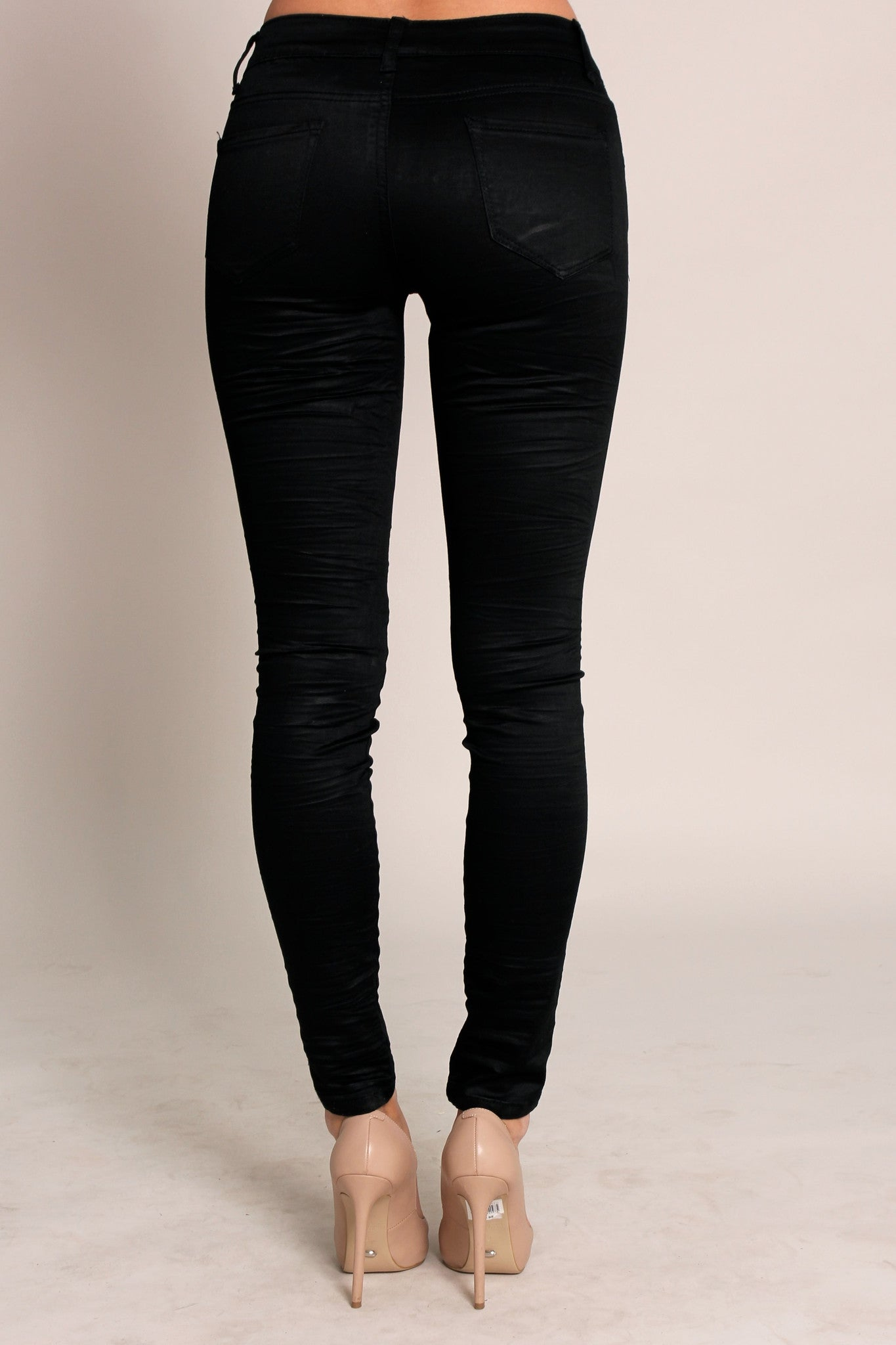 Ruben Soft Jeans - Black