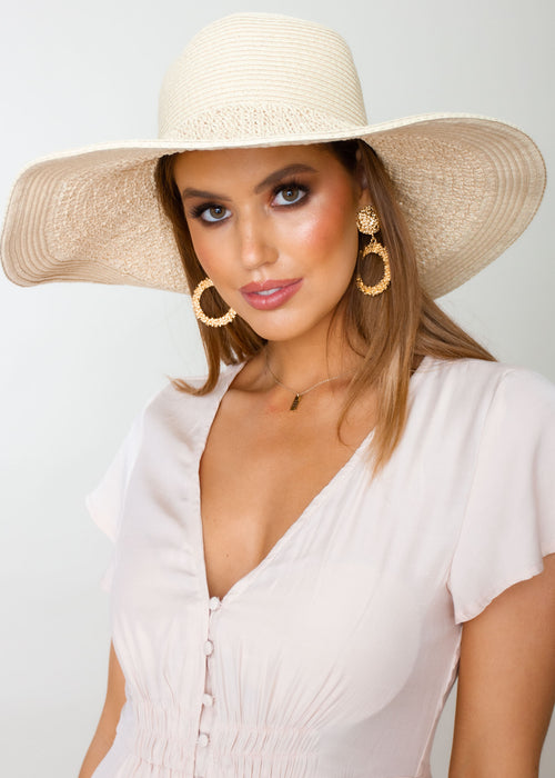 Patterson Hat - Cream