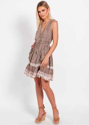 Shanti Mini Dress - Janie