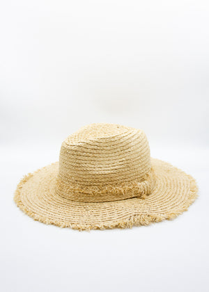 Vertigo Hat - Natural