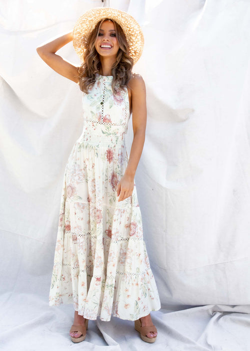 Women's Break Of Dawn Maxi Dress - Marabella