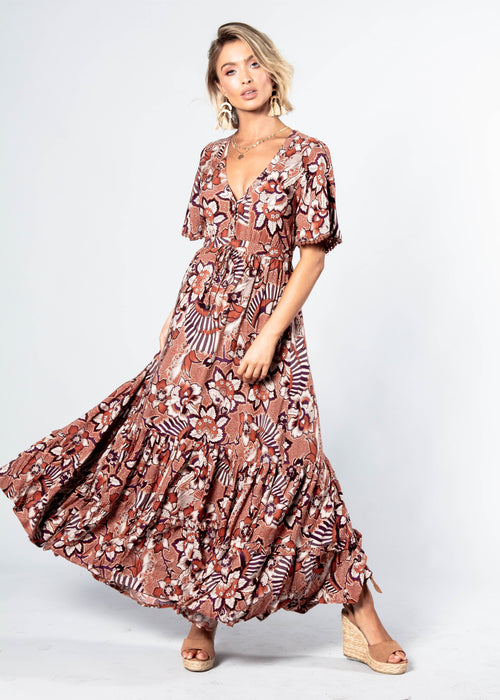 Ashland Maxi Dress - Kingston