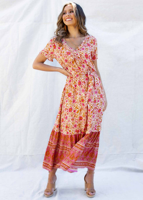 Wynter Maxi Dress - Talullah