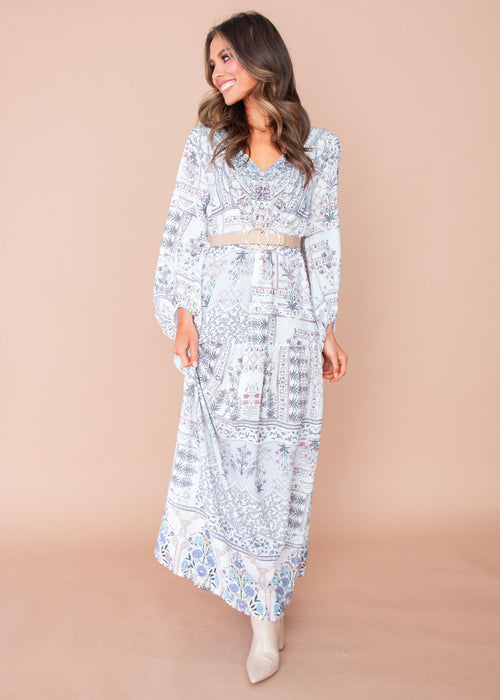 Women's Ramona Maxi Dress - Cremona