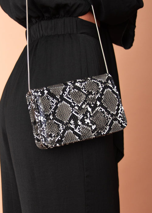 Devi Bag - Black Snake