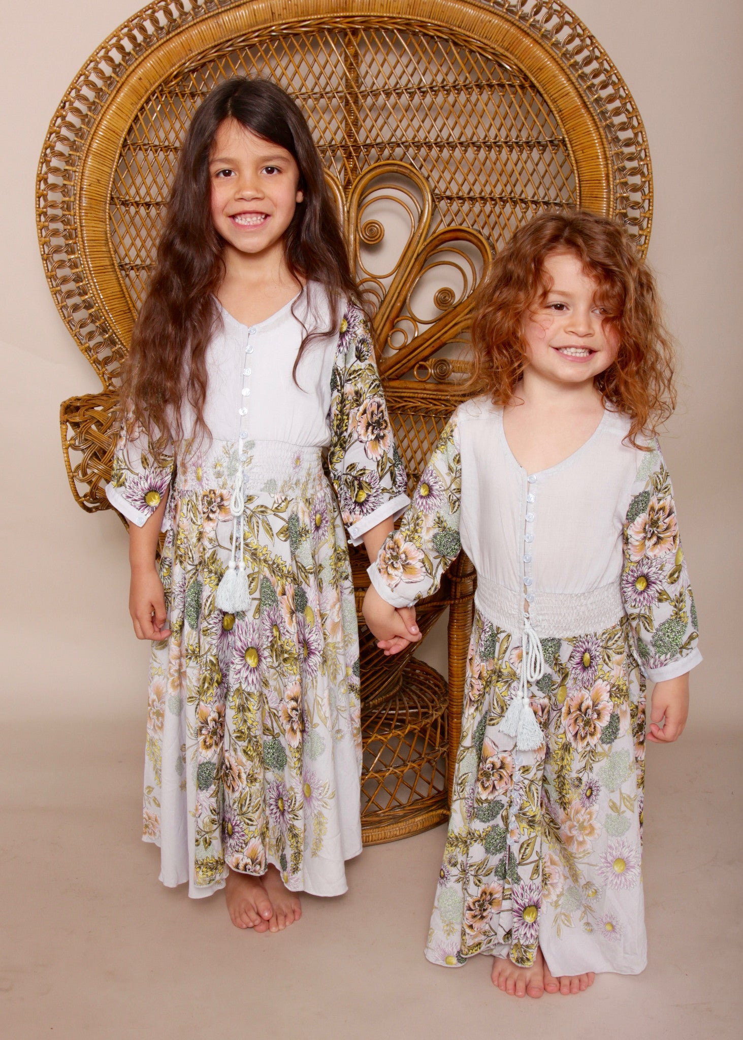 KIDS LINE - New Romantics Maxi -Sundays