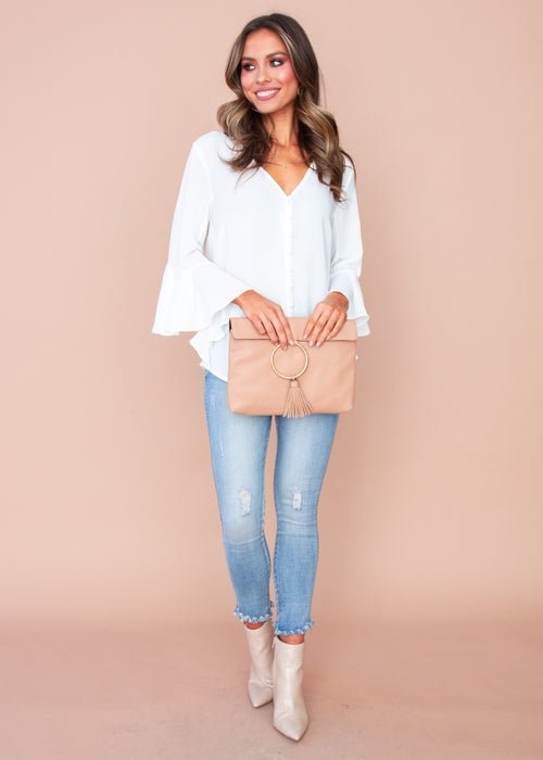 Erika Blouse - White