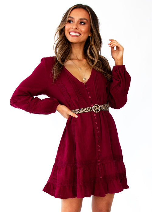 Women's Kassi Tunic Dress - Adora - Jaase
