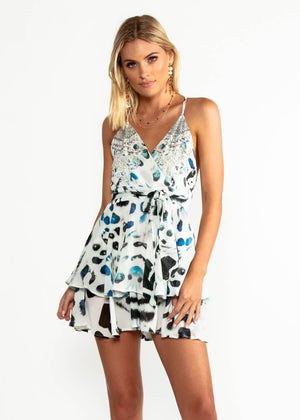 Sparks Fly Playsuit - Crystalize