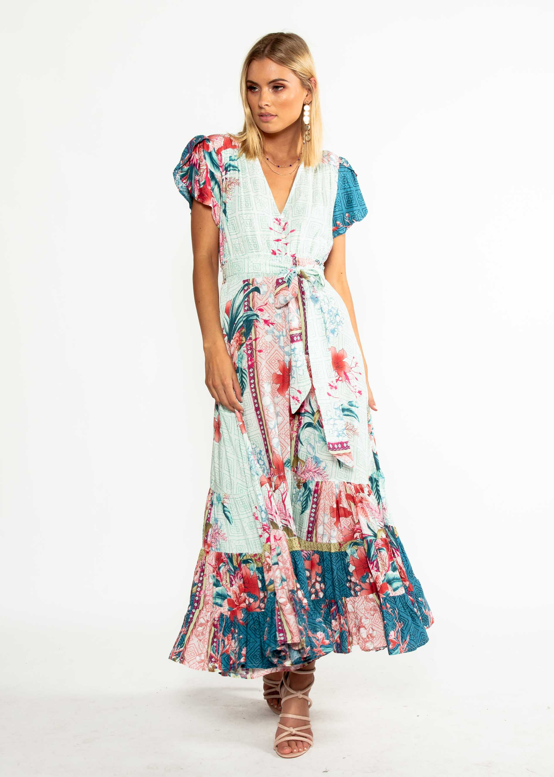 Matisse Maxi Dress - Cemeli