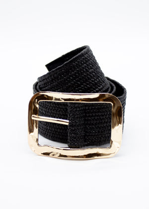 By Chance Belt - Black