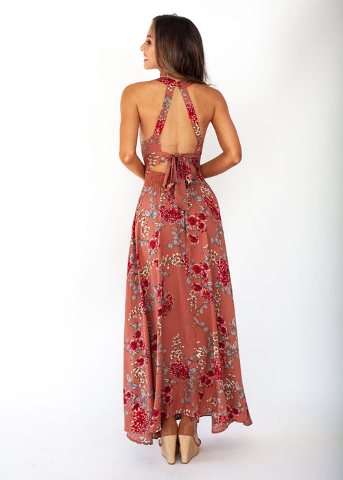 Break Of Dawn Maxi Dress - Dulcie
