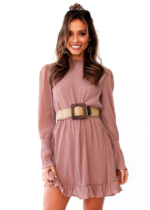 Women's Enya Dress - Blush