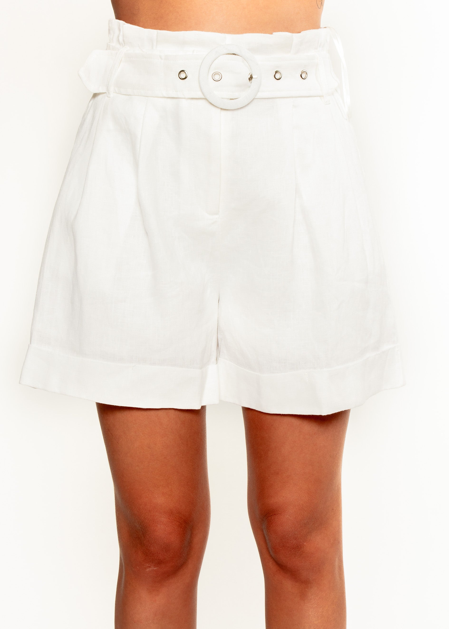 Zara Shorts - White