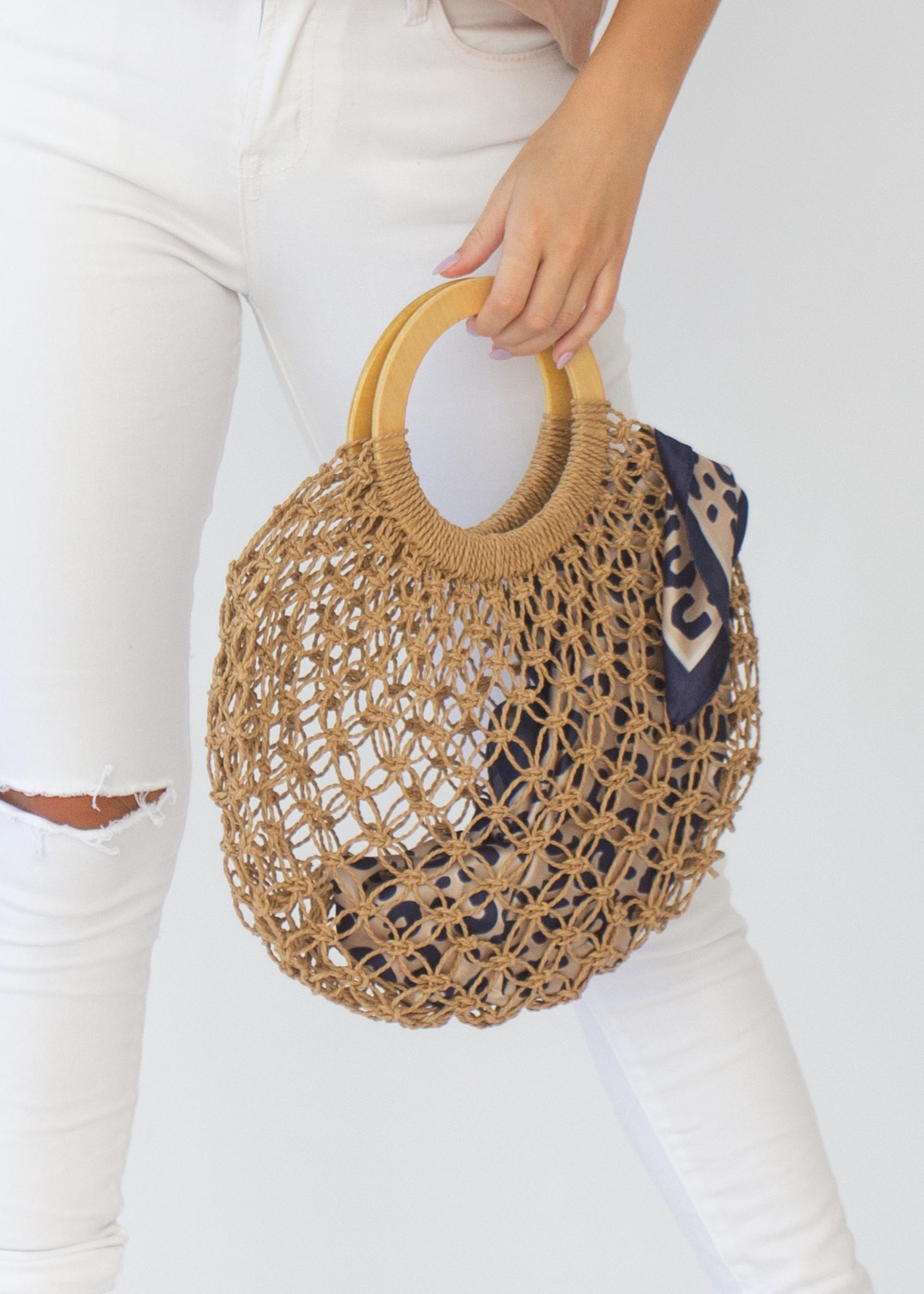 Astana Bag - Natural