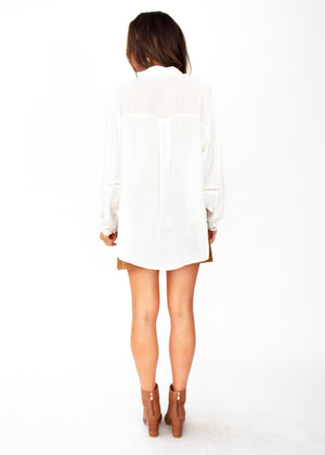 Aftermath Blouse - White