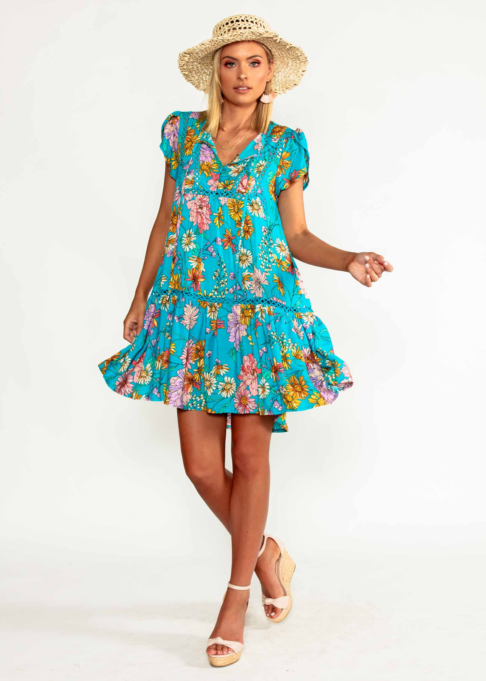 Jess Swing Dress - Janis