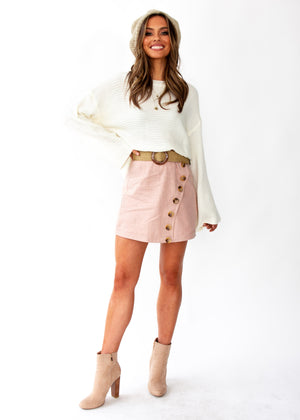 Manilla Sweater - Cream