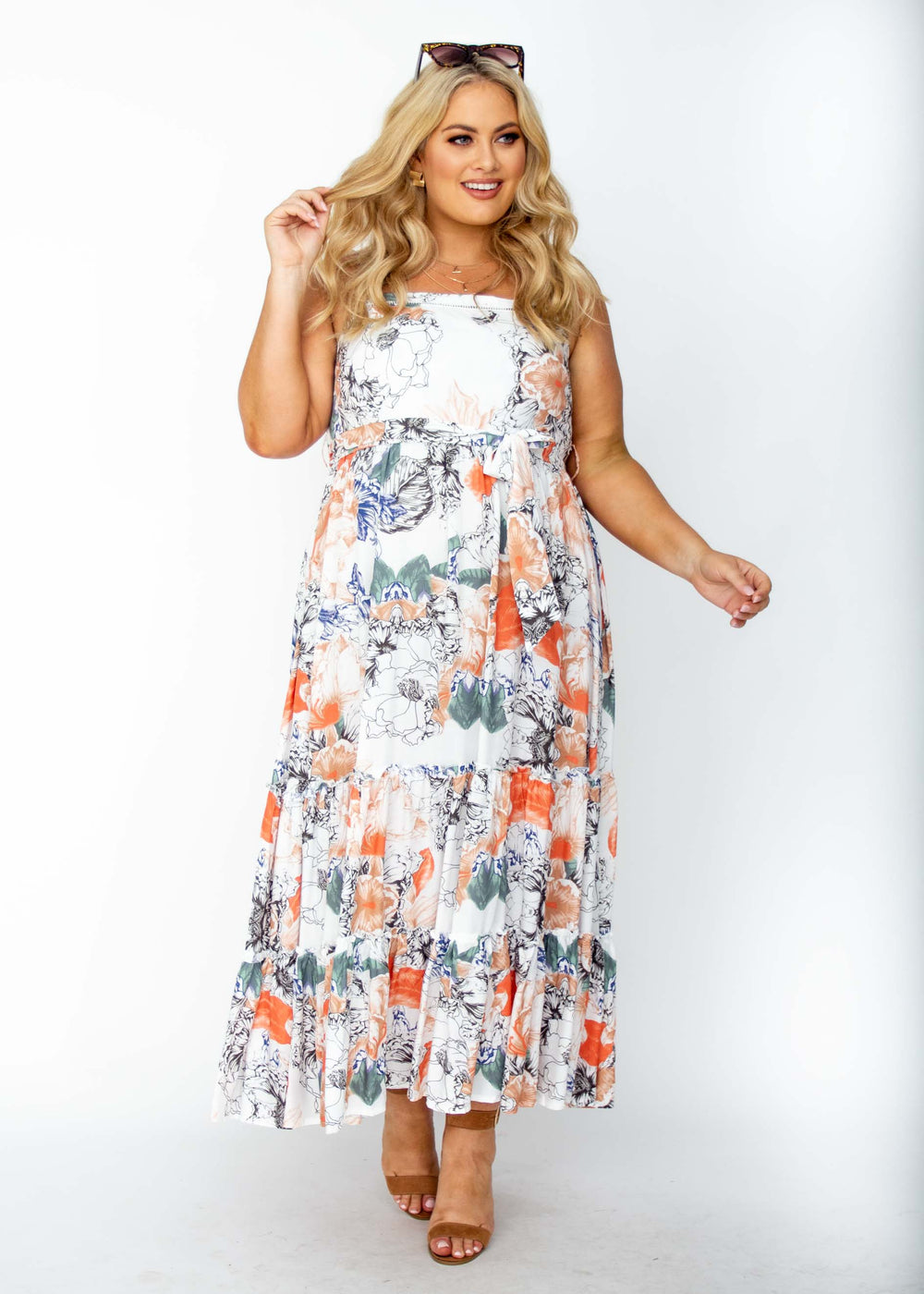 Billie Maxi Dress - Good Karma