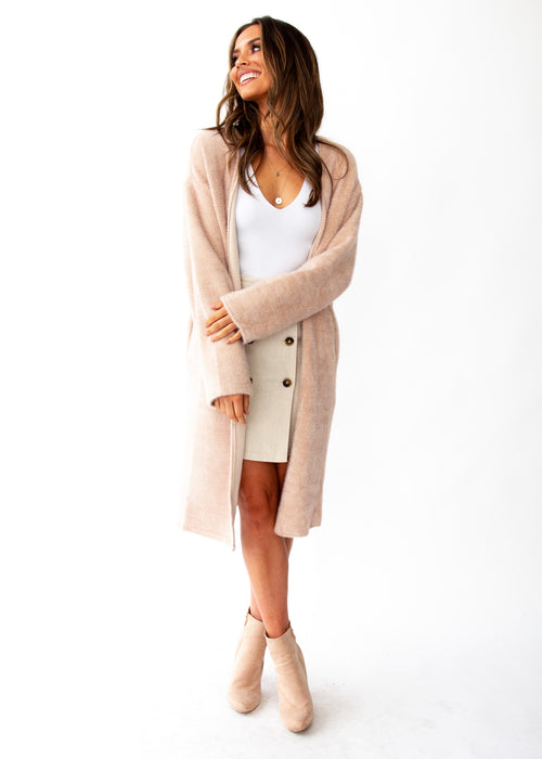 Women's Kymberlee Coat - Blush