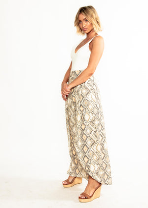 Pure Bliss Pants - Snake