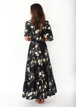 Tessa Maxi Dress - Alliah