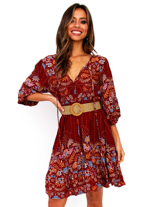 Women's Faith Dress - Angie - Jaase