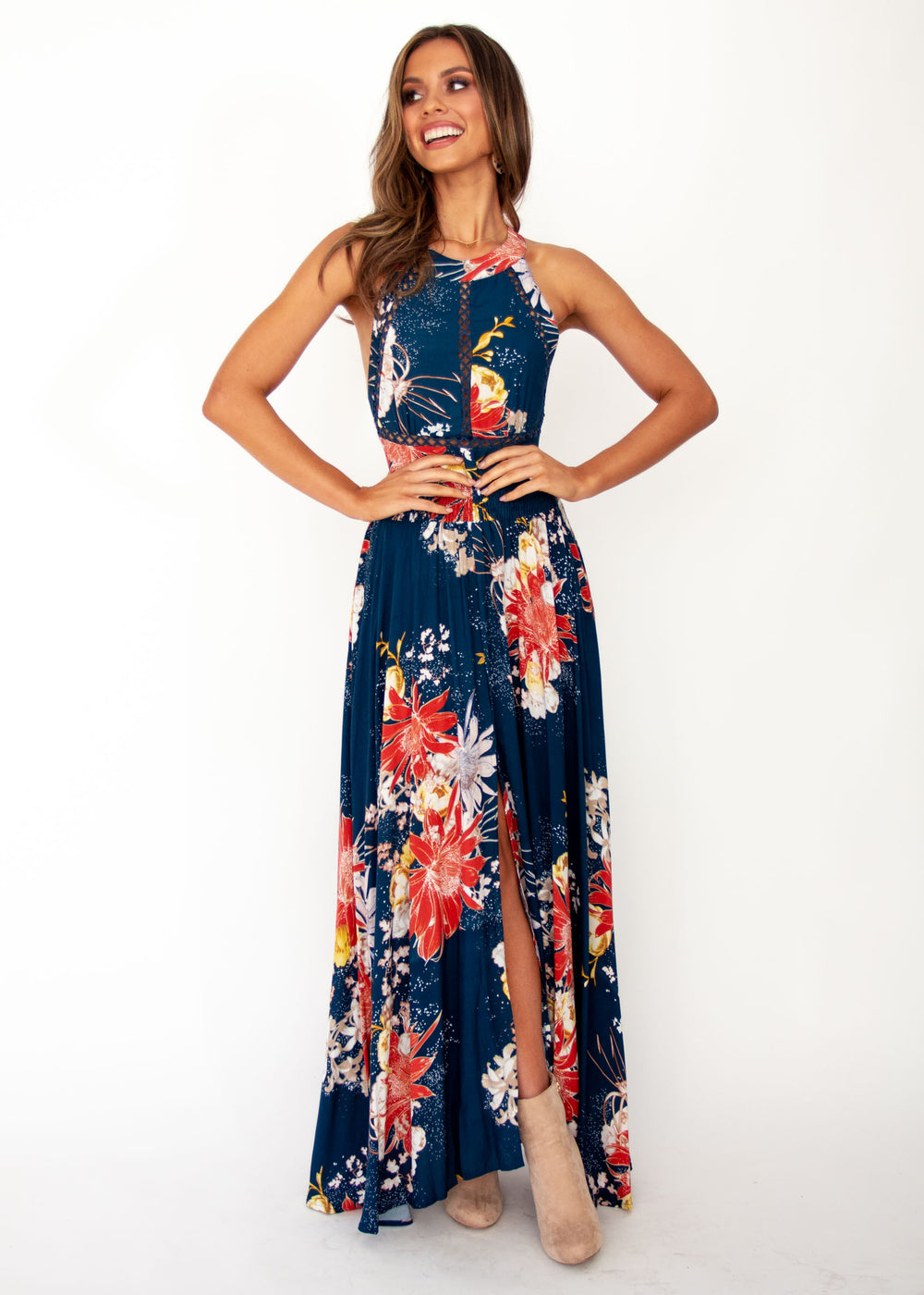 872ae95ac50 ... Women s Break Of Dawn Maxi Dress - Liza - Jaase