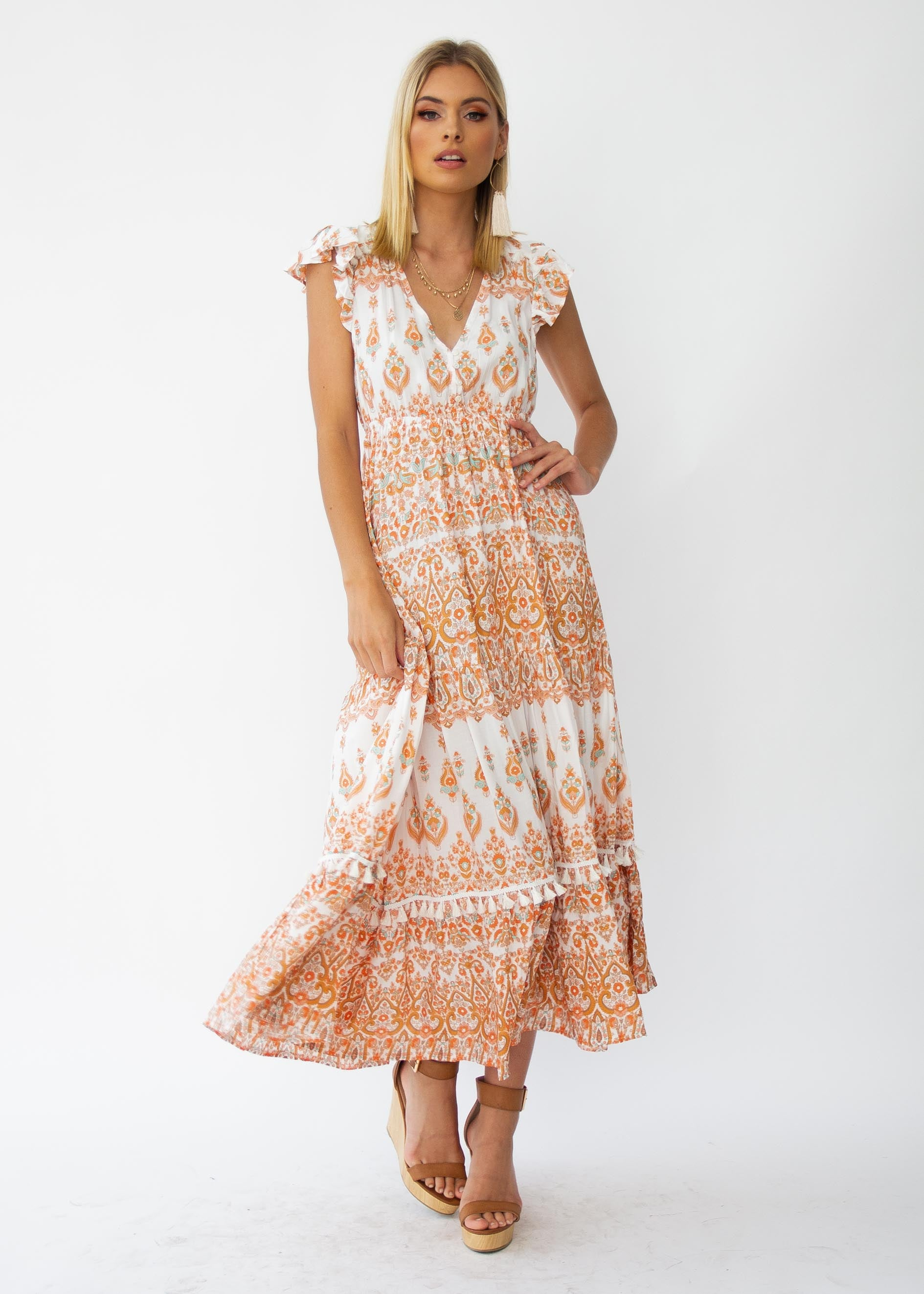 Hewitt Maxi Dress - Holly