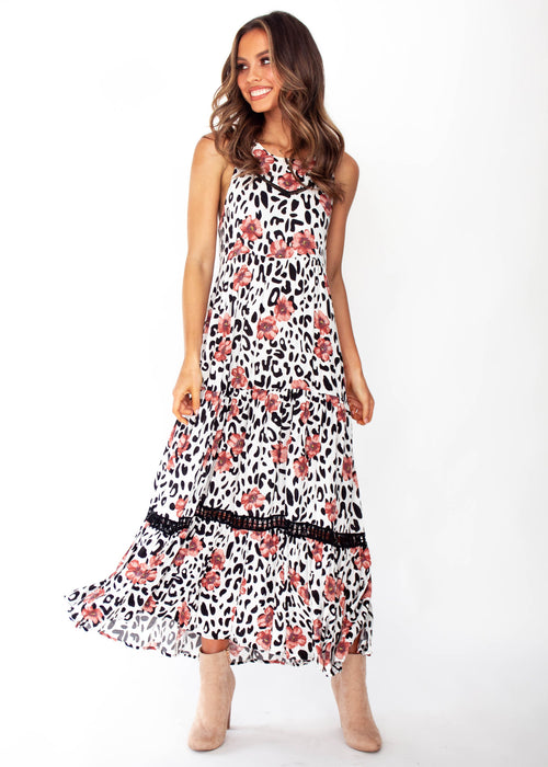 Sunset Dreams Maxi Dress - Nohea