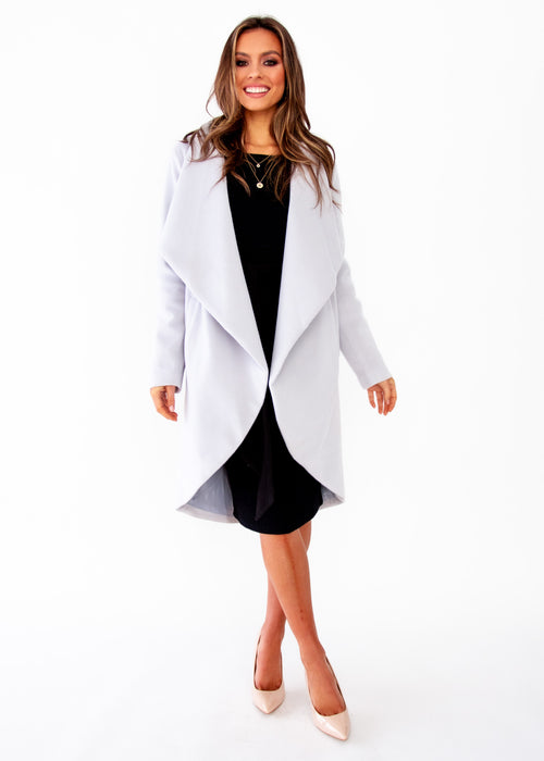 Women's Come Together Coat - Grey